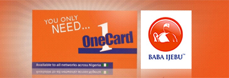 Airtime now available at Baba Ijebu Outlets | OneCard